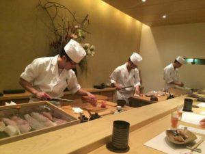 Cheap Food In Vegas - Kabuto Edomae Sushi